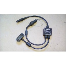 BOWMAN SOLAR CHARGER BATTERY ADAPTOR CABLE